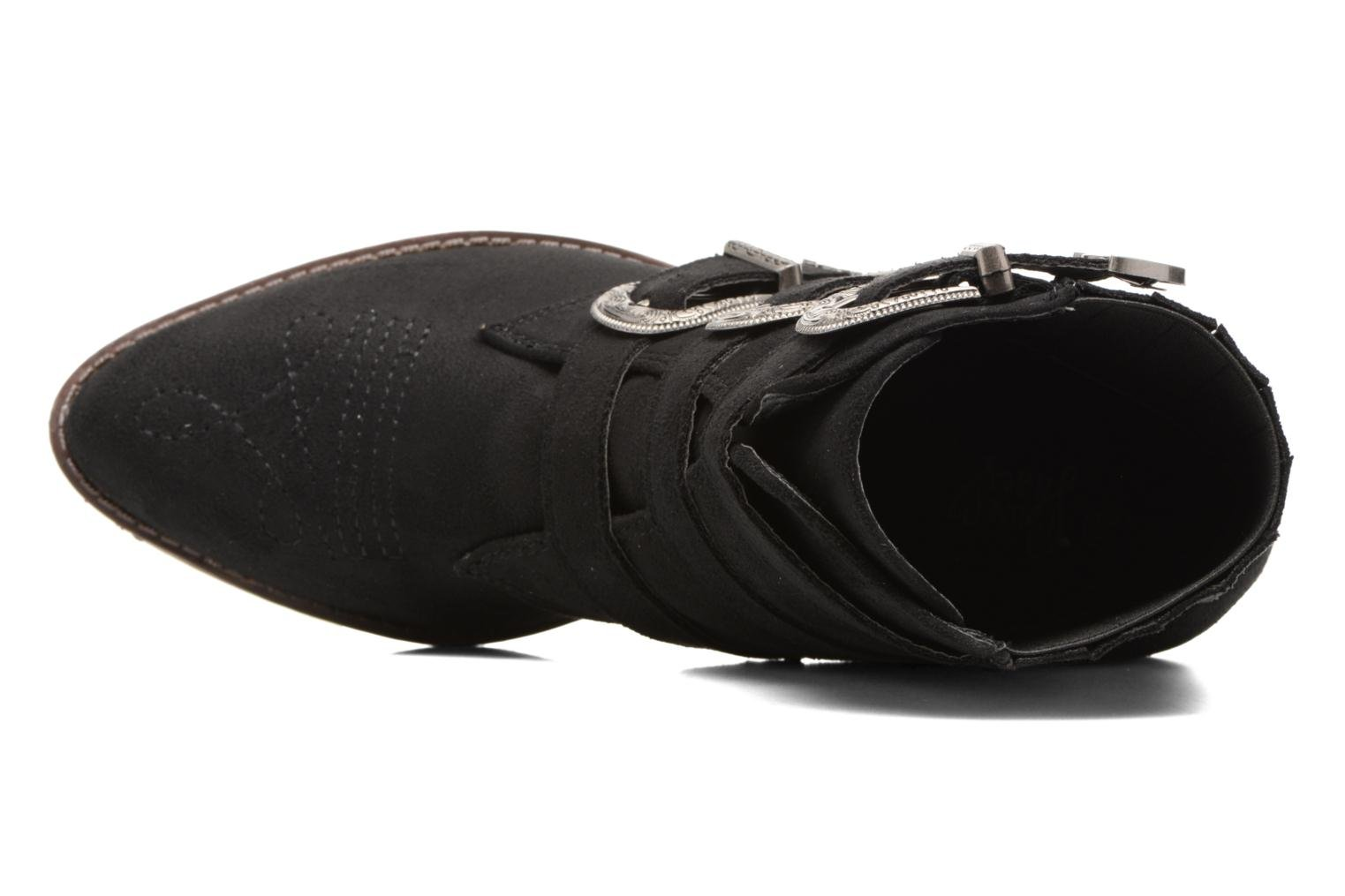 Botines  I Love Shoes THERAPI Negro vista lateral izquierda