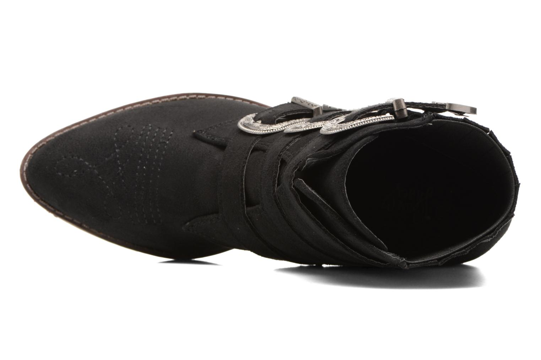 Bottines et boots I Love Shoes THERAPI Noir vue gauche