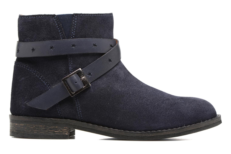 Boots en enkellaarsjes I Love Shoes SELIA LEATHER Blauw achterkant