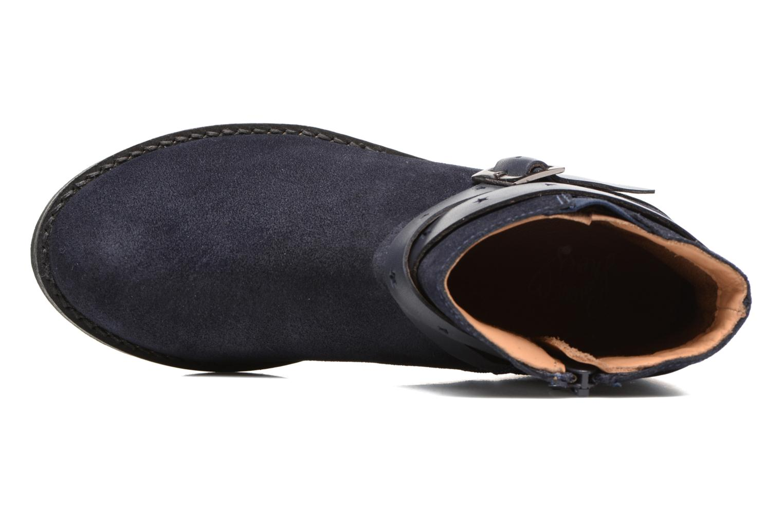 Stivaletti e tronchetti I Love Shoes SELIA LEATHER Azzurro immagine sinistra