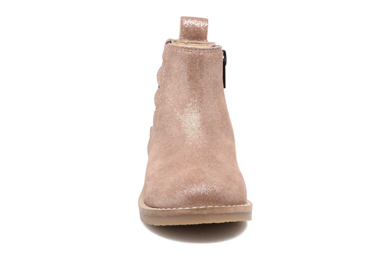Boots en enkellaarsjes I Love Shoes SELIME LEATHER Roze model