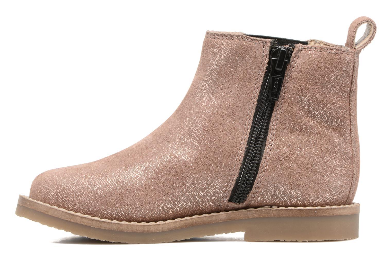 Boots en enkellaarsjes I Love Shoes SELIME LEATHER Roze voorkant