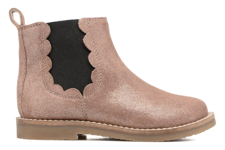 Boots en enkellaarsjes I Love Shoes SELIME LEATHER Roze achterkant
