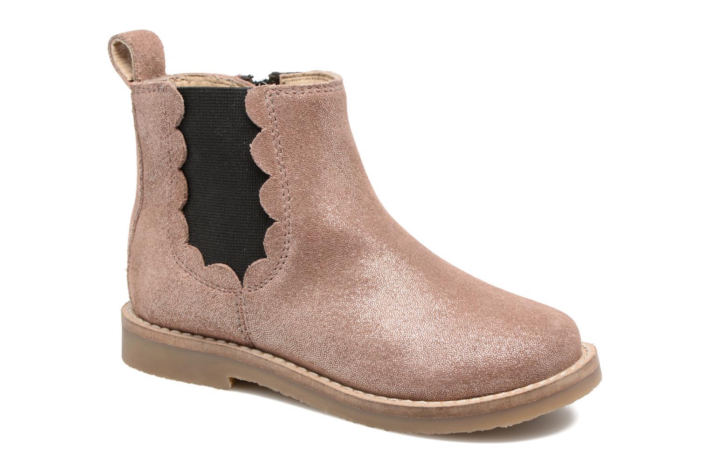 Boots en enkellaarsjes I Love Shoes SELIME LEATHER Roze detail