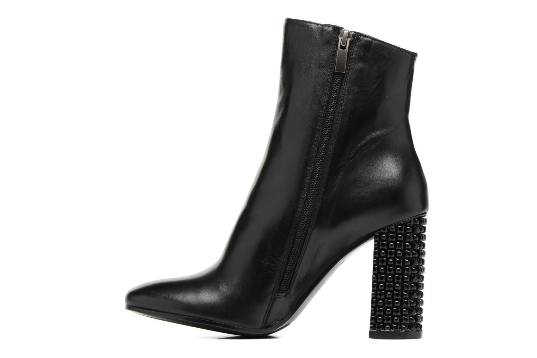 Bottines et boots Bruno Premi Altesse Noir vue face