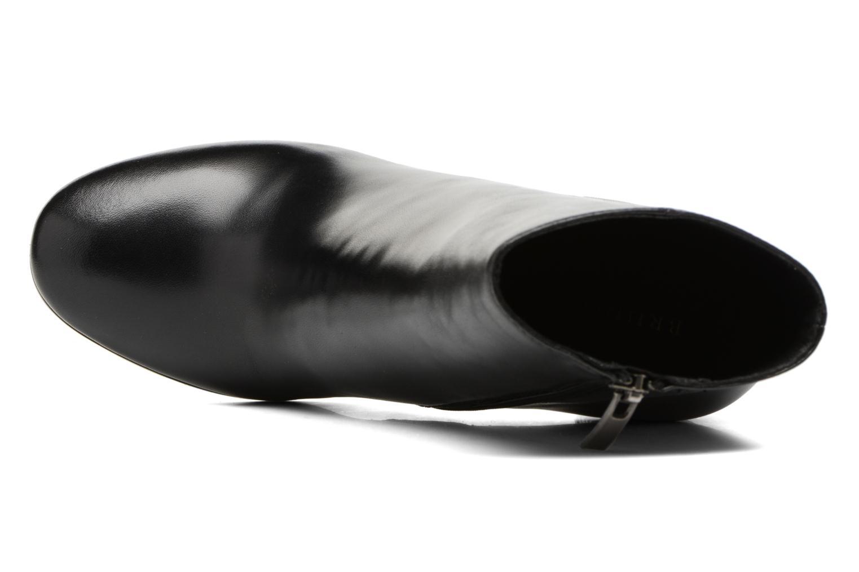Bottines et boots Bruno Premi Altesse Noir vue gauche