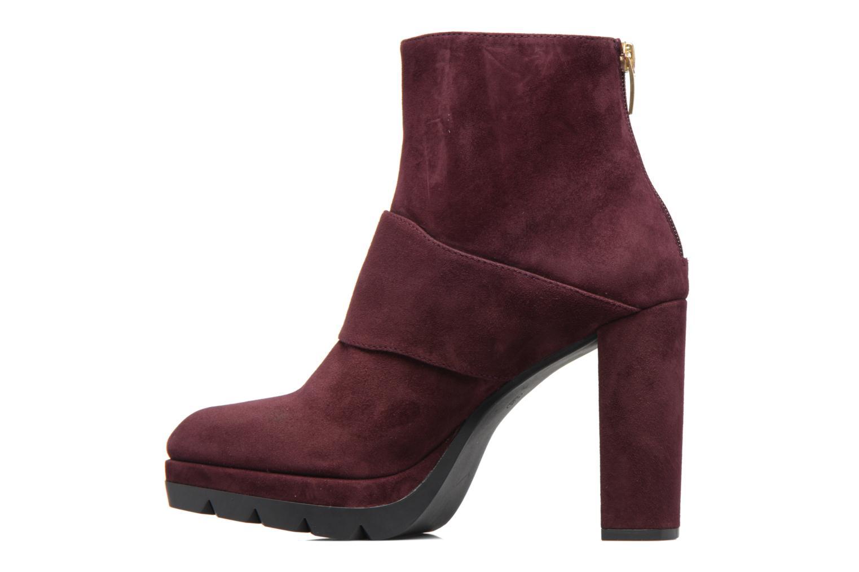 Bottines et boots Bruno Premi Athena Bordeaux vue face