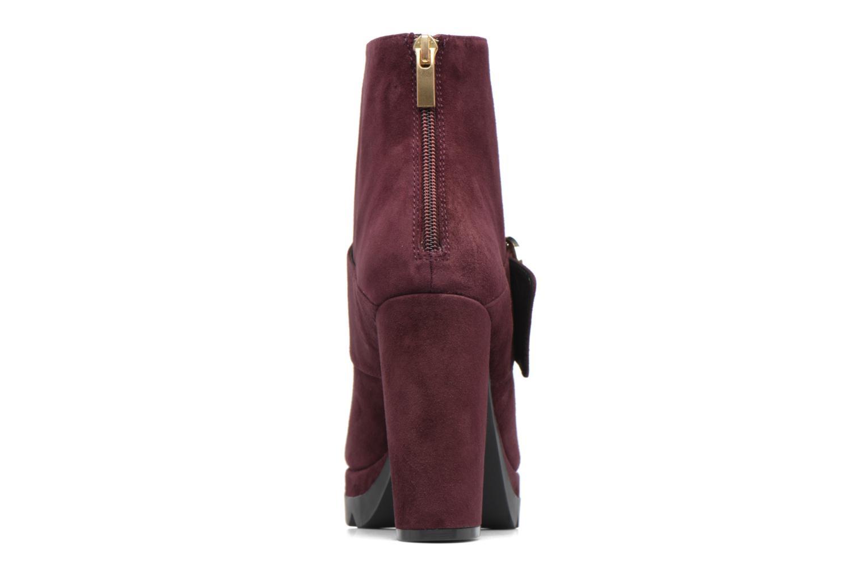 Bottines et boots Bruno Premi Athena Bordeaux vue droite