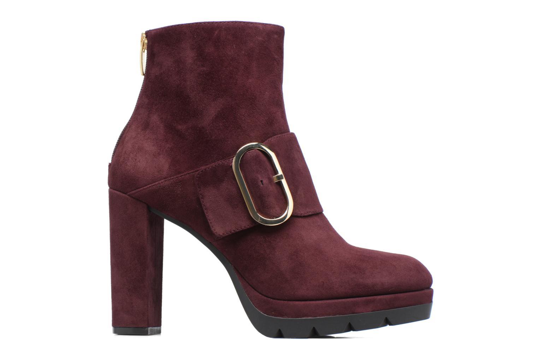 Bottines et boots Bruno Premi Athena Bordeaux vue derrière