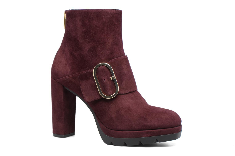 Bottines et boots Bruno Premi Athena Bordeaux vue détail/paire