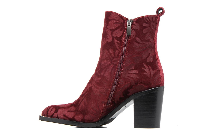 Bottines et boots Bruno Premi Belinda Bordeaux vue face