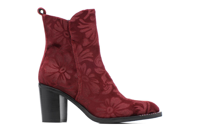 Boots en enkellaarsjes Bruno Premi Belinda Bordeaux achterkant
