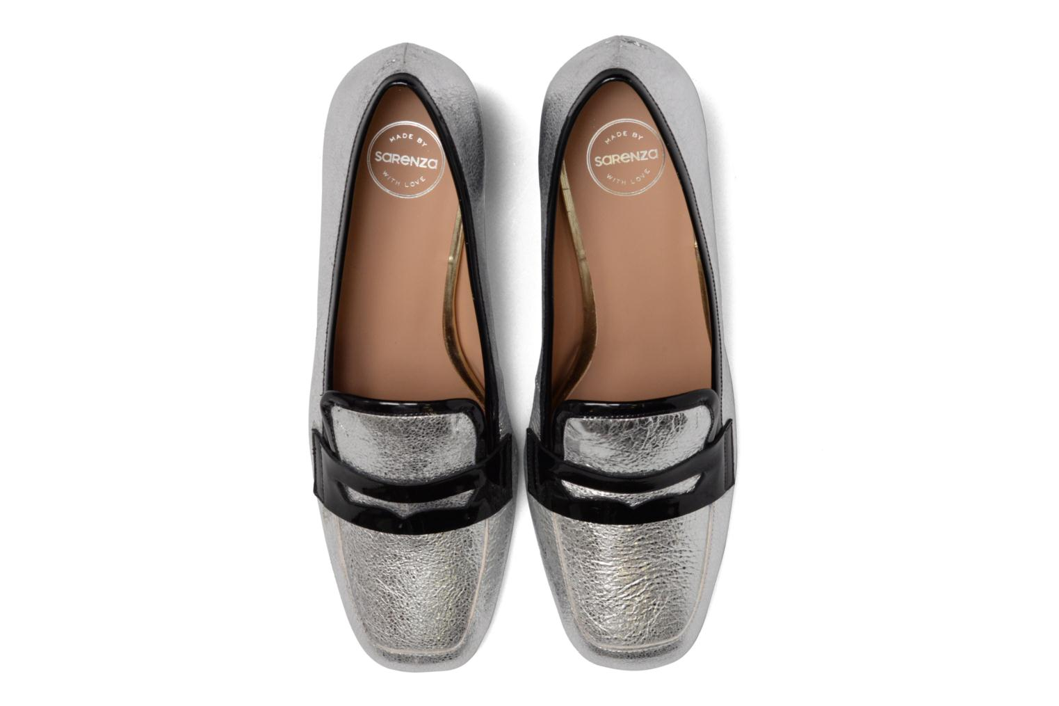 Loafers Made by SARENZA Crazy Seventy #1 Silver model view