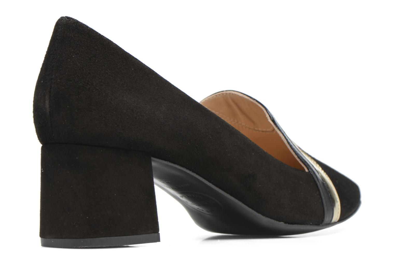 Escarpins Made by SARENZA Shoe Officer #1 Noir vue face