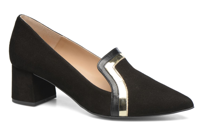 Escarpins Made by SARENZA Shoe Officer #1 Noir vue droite