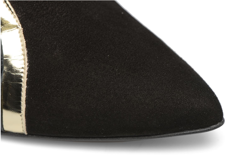 Escarpins Made by SARENZA Shoe Officer #1 Noir vue gauche