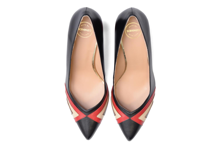 Escarpins Made by SARENZA Snow Disco #6 Noir vue portées chaussures