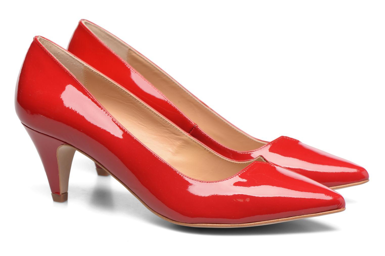 Zapatos de tacón Made by SARENZA 90's Girls Gang Escarpins #11 Rojo vistra trasera