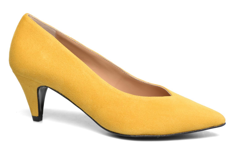 Zapatos de tacón Made by SARENZA 90's Girls Gang Escarpins #3 Amarillo vista lateral derecha