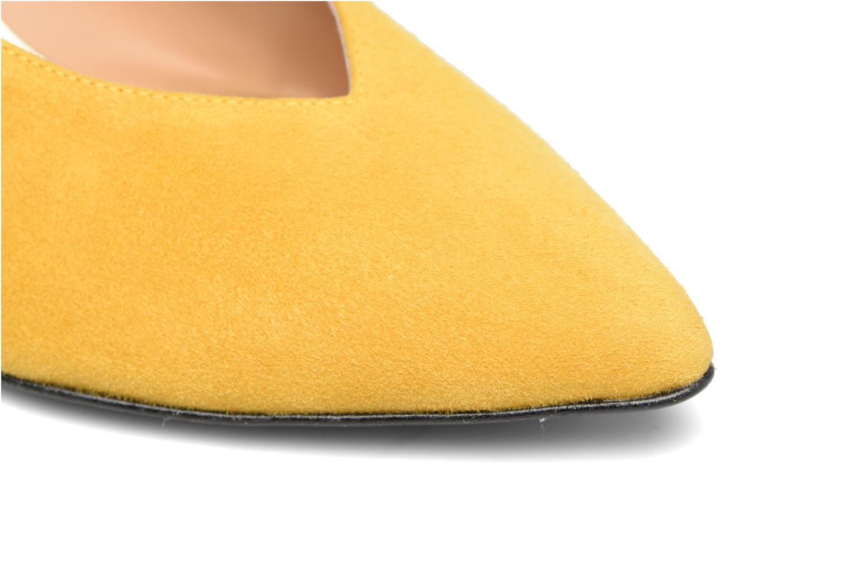 Zapatos de tacón Made by SARENZA 90's Girls Gang Escarpins #3 Amarillo vista lateral izquierda