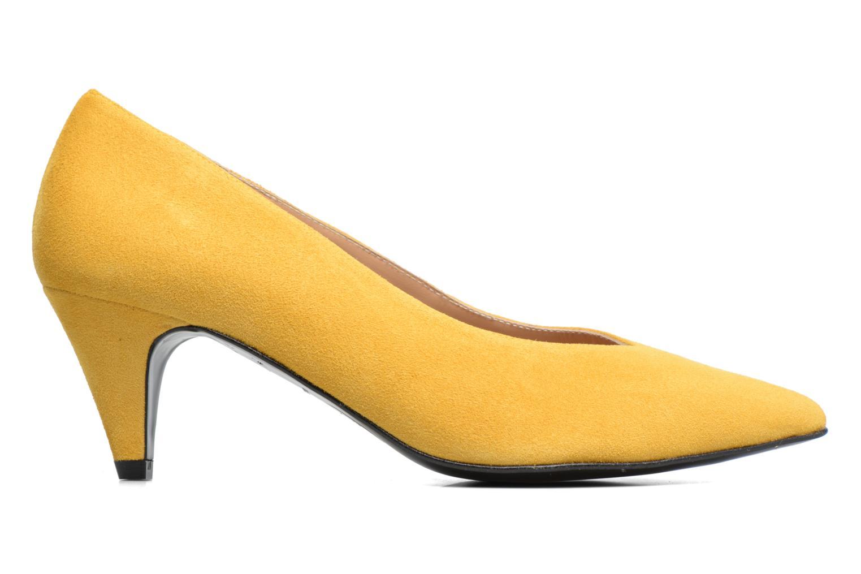Høje hæle Made by SARENZA 90's Girls Gang Escarpins #3 Gul detaljeret billede af skoene