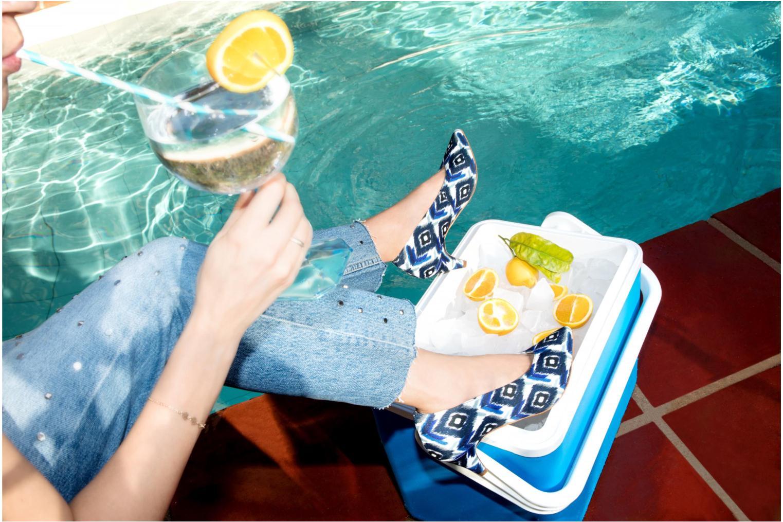 Høje hæle Made by SARENZA Busy Girl Escarpins #3 Blå se forneden