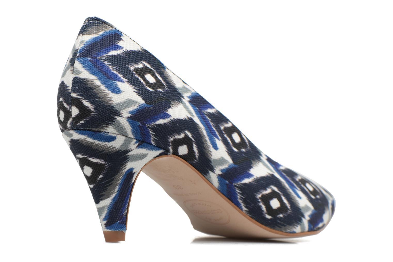 Høje hæle Made by SARENZA Busy Girl Escarpins #3 Blå se forfra