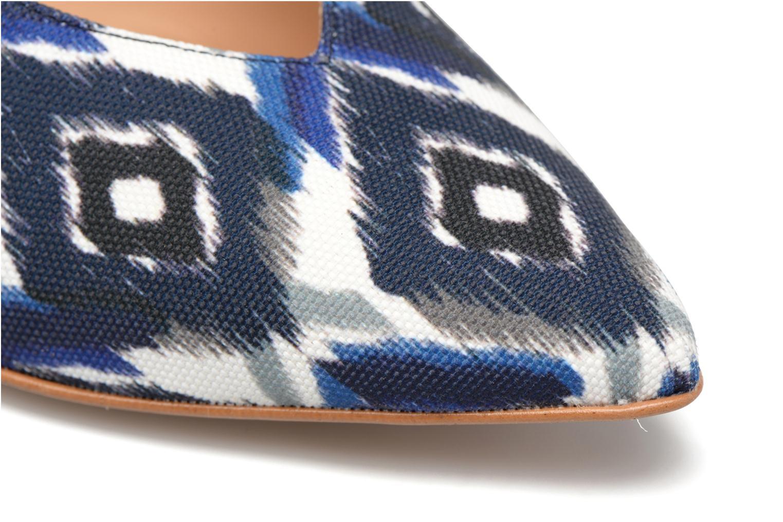 Zapatos de tacón Made by SARENZA 90's Girls Gang Escarpins #3 Azul vista lateral izquierda