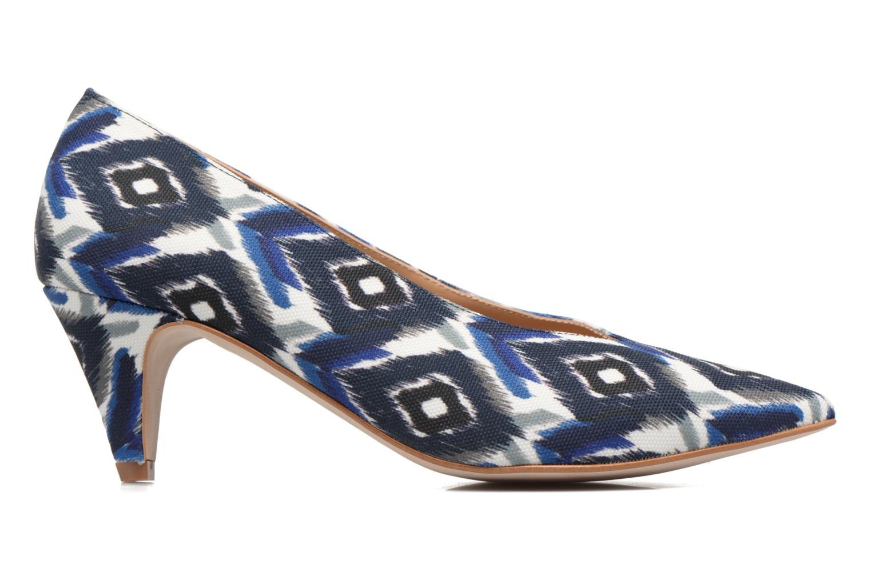 Høje hæle Made by SARENZA Busy Girl Escarpins #3 Blå detaljeret billede af skoene