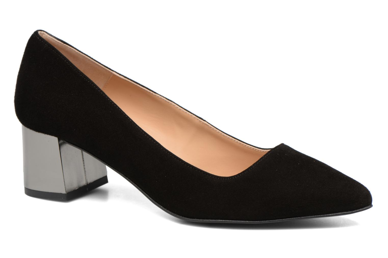 Zapatos de tacón Made by SARENZA Snow Disco #8 Negro vista lateral derecha