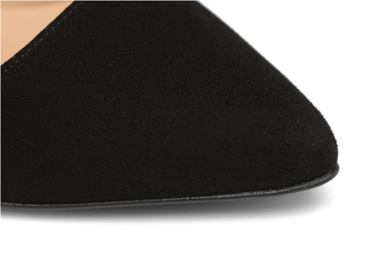 Zapatos de tacón Made by SARENZA Snow Disco #8 Negro vista lateral izquierda