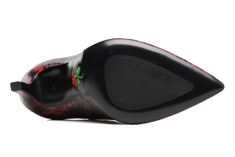 Itlys 9 zip back boot Fog Rouge