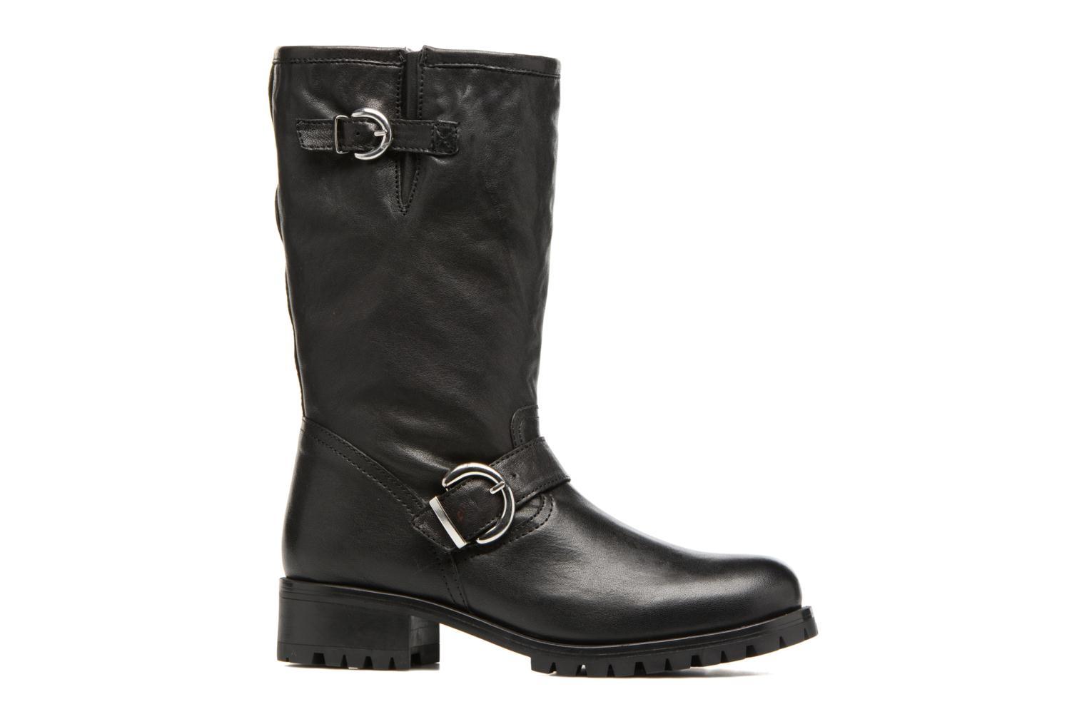 Boots & wellies Unisa Insola Black back view