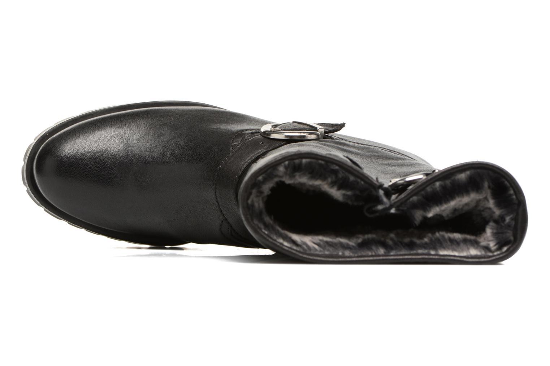 Botas Unisa Insola Negro vista lateral izquierda