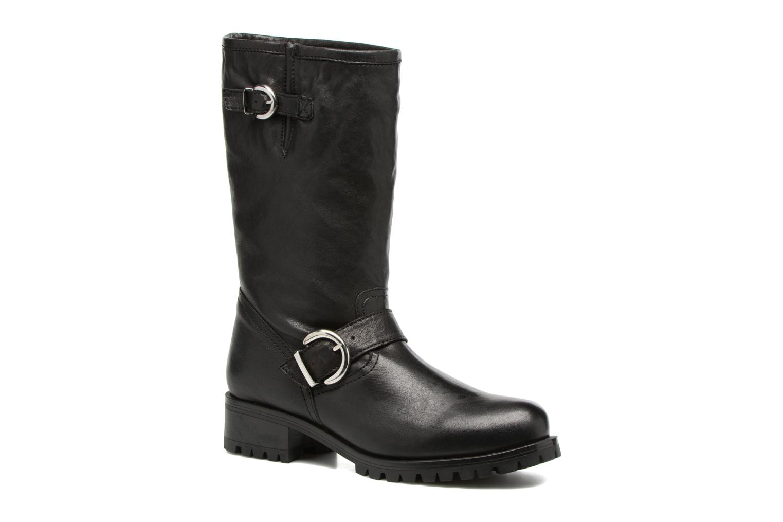 Boots & wellies Unisa Insola Black detailed view/ Pair view