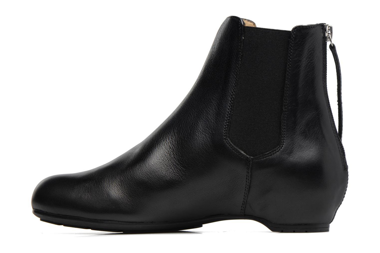 Bottines et boots Unisa Angus Noir vue face