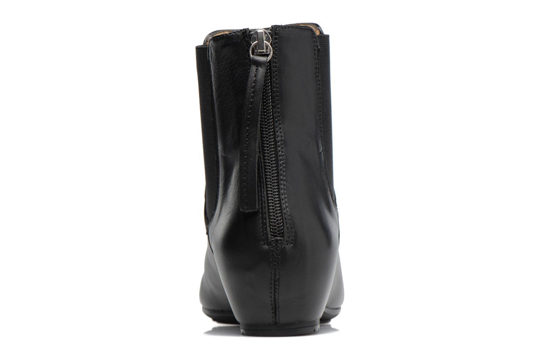 Bottines et boots Unisa Angus Noir vue droite