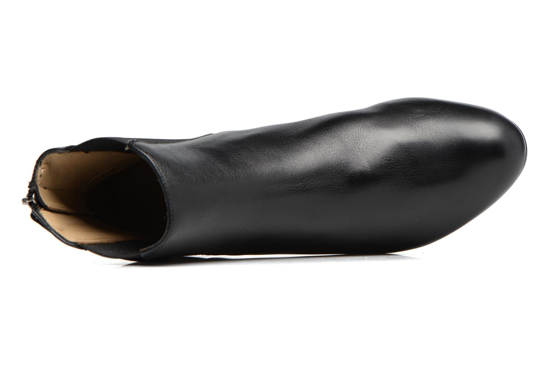 Bottines et boots Unisa Angus Noir vue gauche