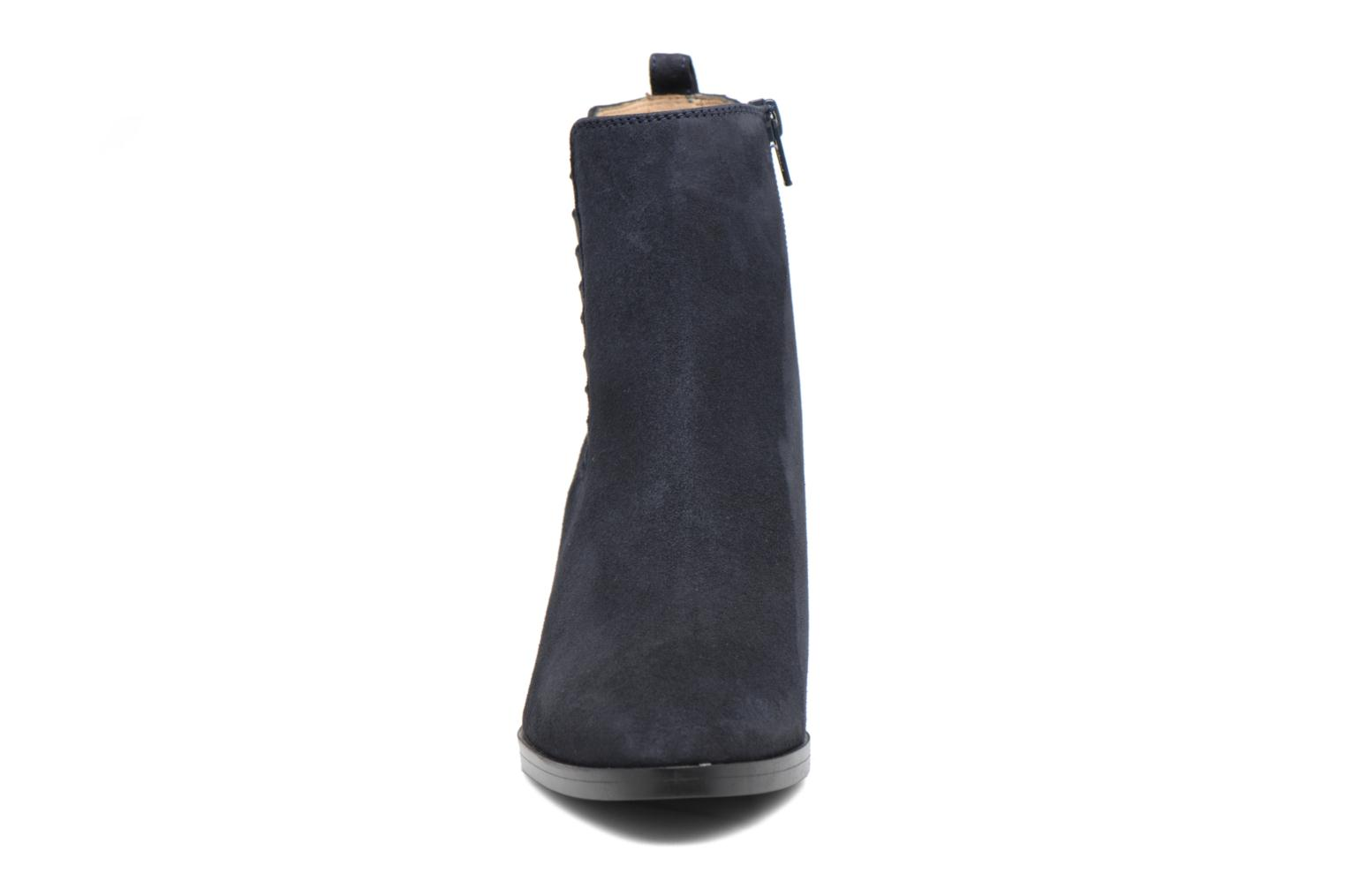 Ankle boots Unisa Matena Blue model view
