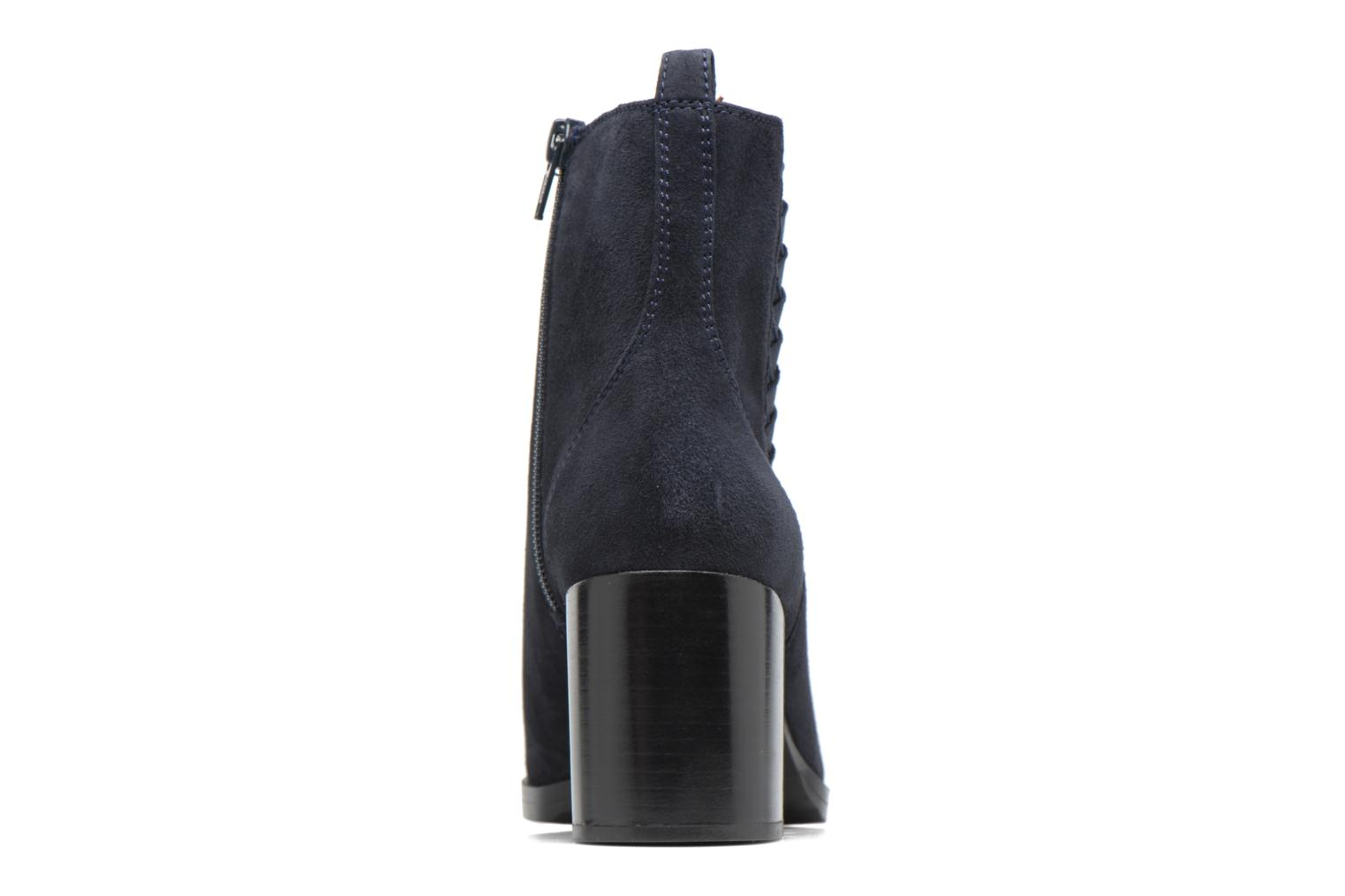 Ankle boots Unisa Matena Blue view from the right