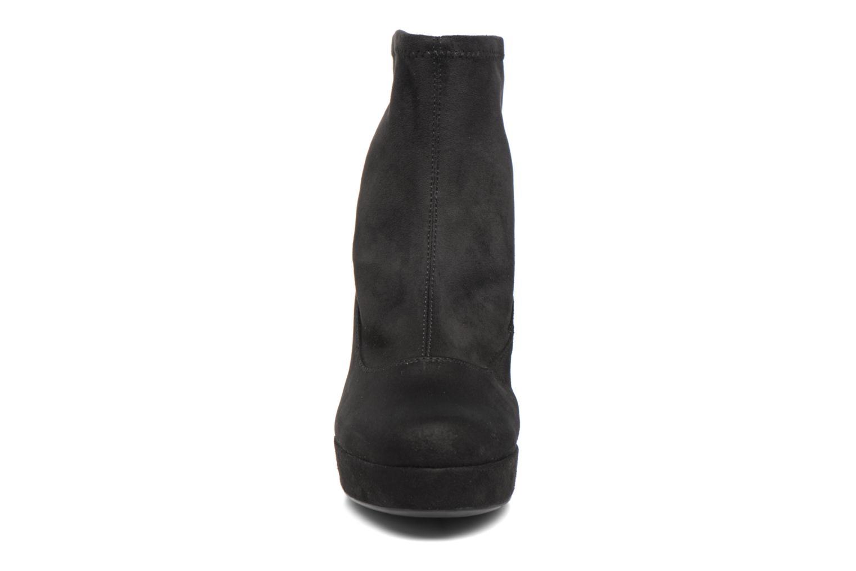 Bottines et boots Unisa Nalon Noir vue portées chaussures