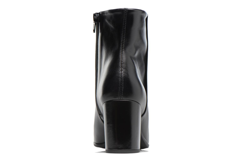 Bottines et boots Unisa Omer Noir vue droite
