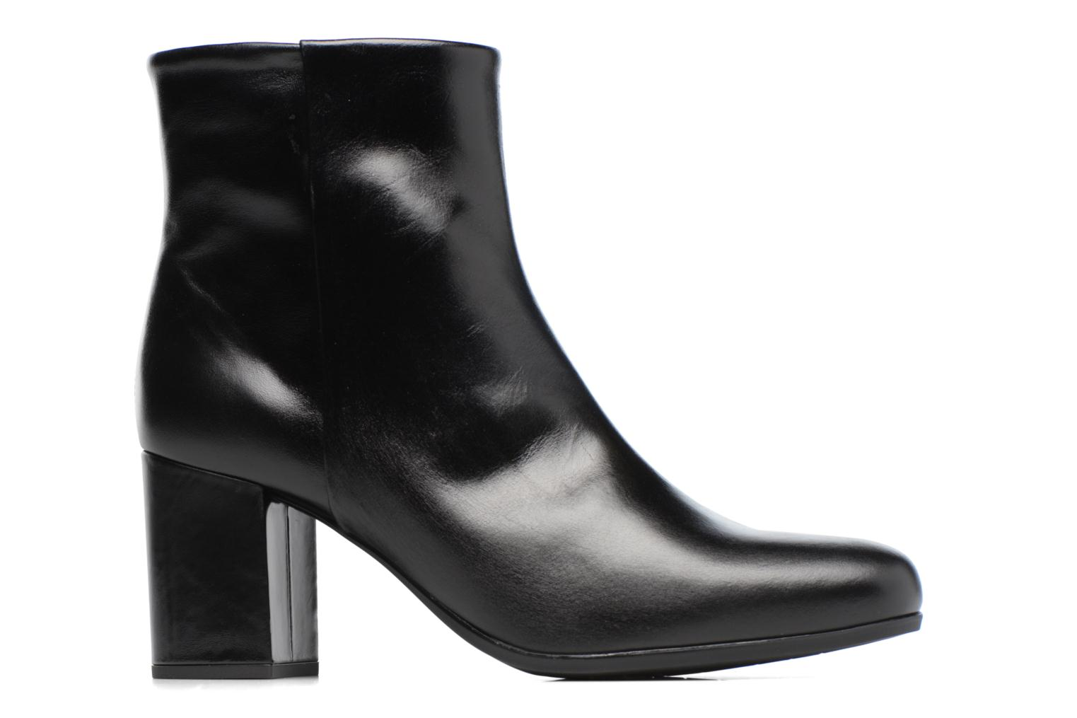 Ankle boots Unisa Omer Black back view