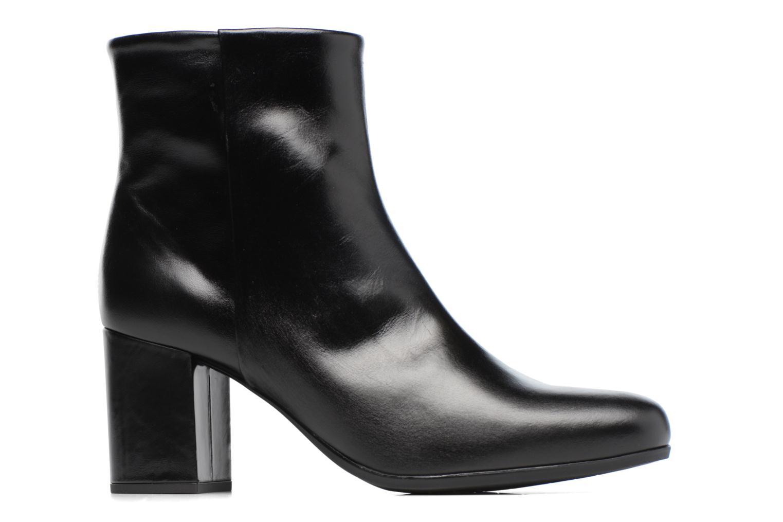 Bottines et boots Unisa Omer Noir vue derrière