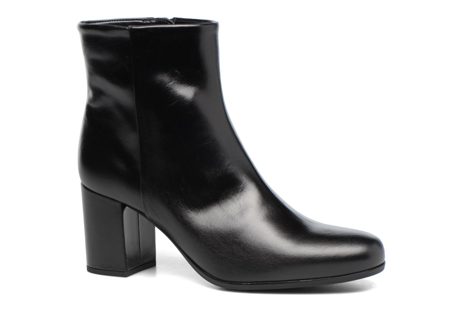 Ankle boots Unisa Omer Black detailed view/ Pair view
