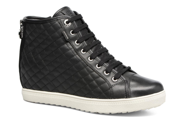 Zapatos promocionales Geox D AMARANTH HIGH B AB II (Negro) - Deportivas   Casual salvaje