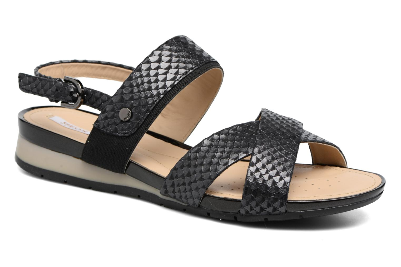 Sandali e scarpe aperte Geox D FORMOSA B II Nero vedi dettaglio/paio