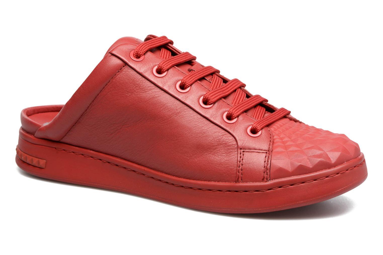 Grandes descuentos últimos zapatos Geox D JAYSEN D (Rojo) - Deportivas Descuento