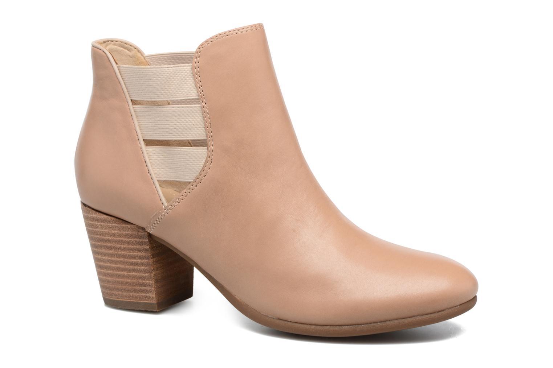 Zapatos promocionales Geox D LUCINDA B (Beige) - Botines    Los últimos zapatos de descuento para hombres y mujeres