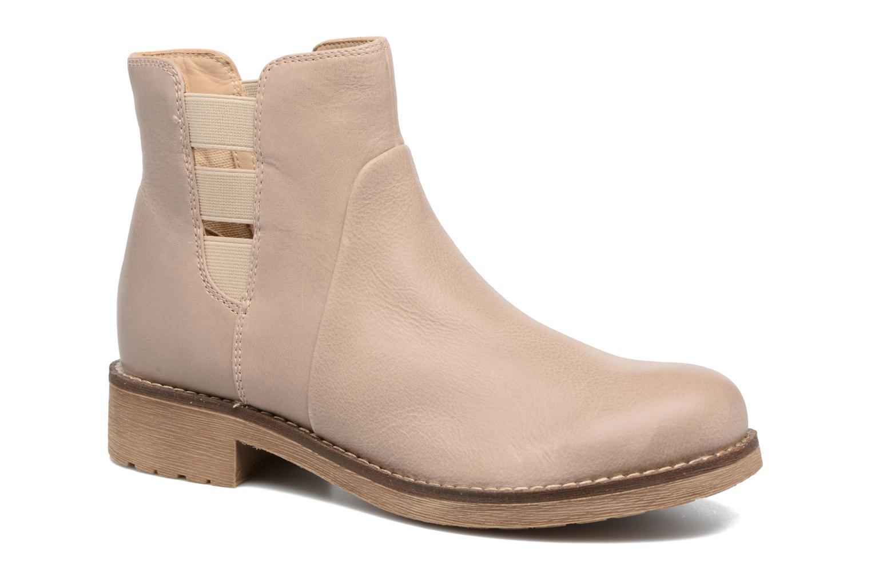 Grandes descuentos últimos zapatos Geox D NEW VIRNA  D (Beige) - Botines  VIRNA Descuento 661967